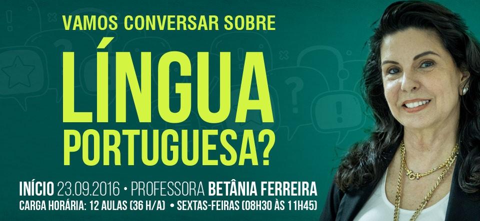 Português para concursos com Betânia