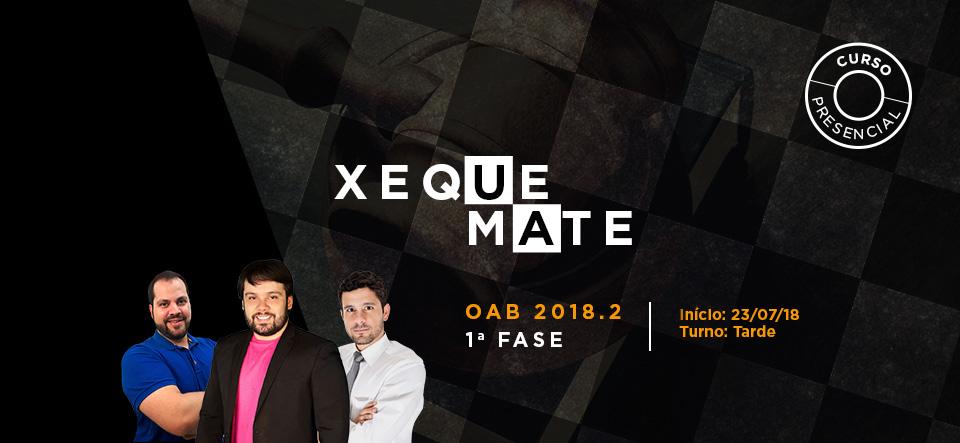 XEQUE-MATE