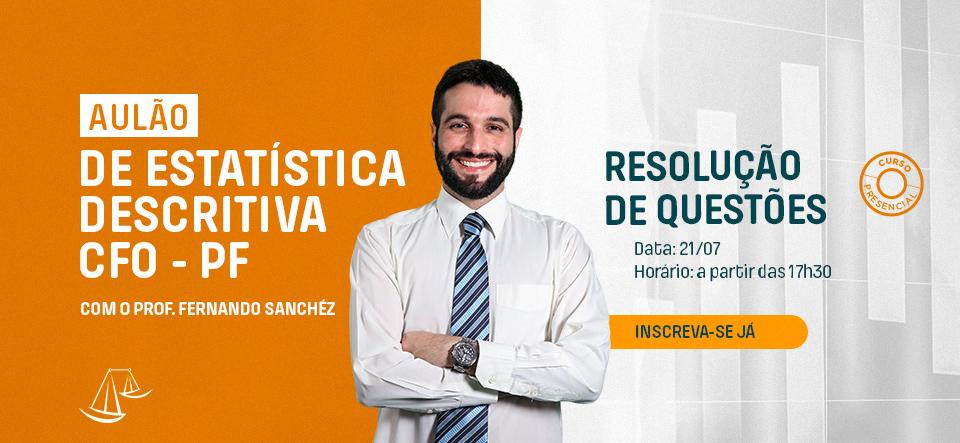 AULÃO DE ESTATÍSTICA