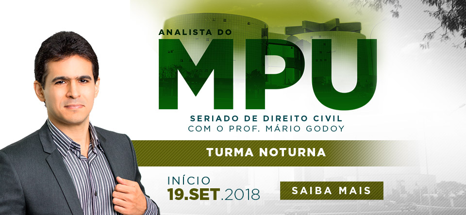 ANALISTA MPU - MARIO GODOY
