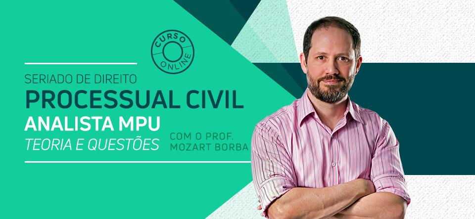 Seriado PROCESSO CIVIL - MPU