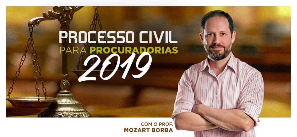 processo civil para procuradorias