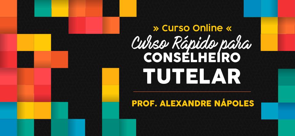 CURSO RÁPIDO DE ECA PARA CONSELHEIRO TUTELAR online