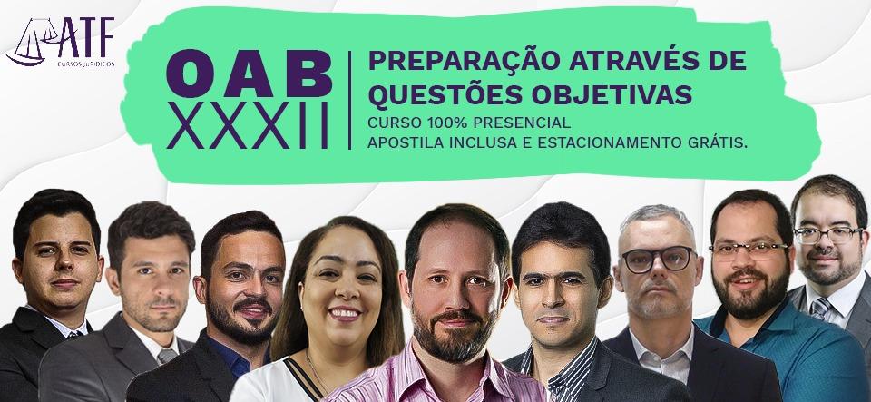 oab xxxiii