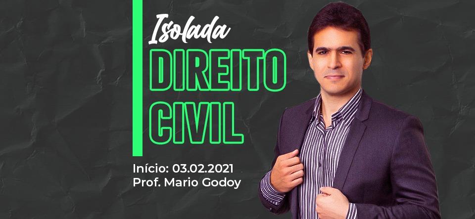 direito civil mário godoy