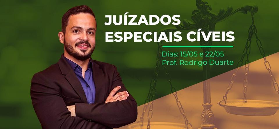 JUIZADOS ESPECIAIS CÍVEIS – LEI 9099/95