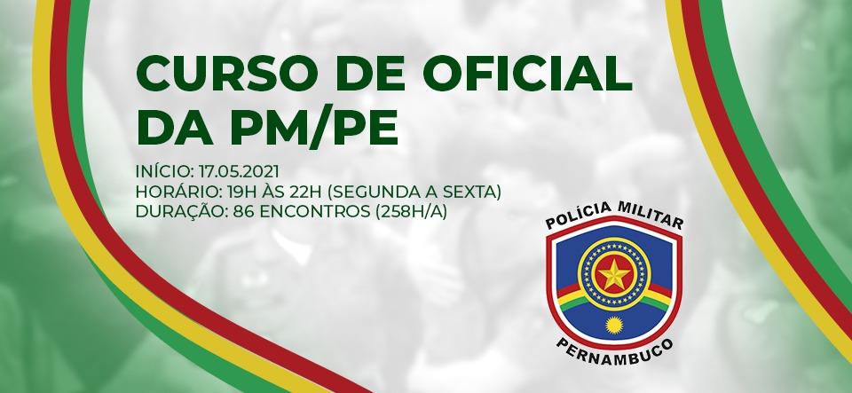 Oficial PM/PE
