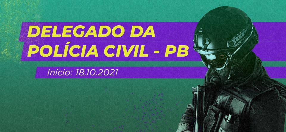 delegado policia civil PB
